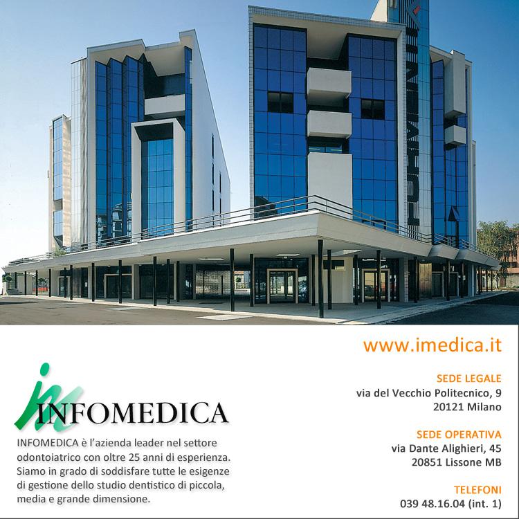 INFOMEDICA s.r.l. via Dante Alighieri, 45 20851 Lissone MB Tel. 039481604